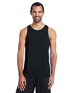 Black ADULT Performance® Adult Singlet