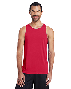 Sprt Scarlet Red ADULT Performance® Adult Singlet