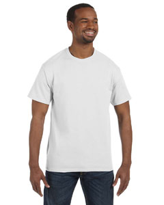 White Heavy Cotton 5.3 oz. T-Shirt
