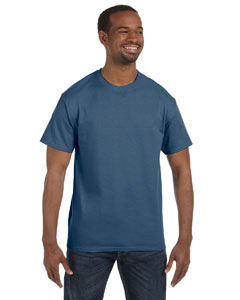 Indigo Blue Heavy Cotton 5.3 oz. T-Shirt