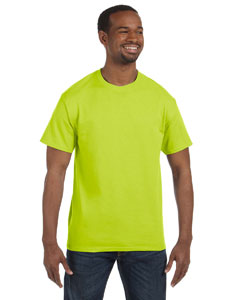 Safety Green Heavy Cotton 5.3 oz. T-Shirt