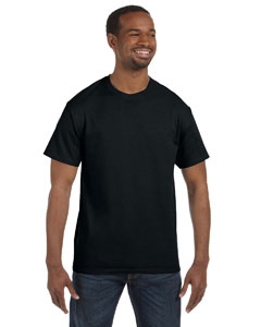 Black Heavy Cotton 5.3 oz. T-Shirt