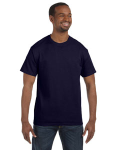 Navy Heavy Cotton 5.3 oz. T-Shirt