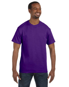 Purple Heavy Cotton 5.3 oz. T-Shirt