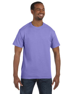 Violet Heavy Cotton 5.3 oz. T-Shirt