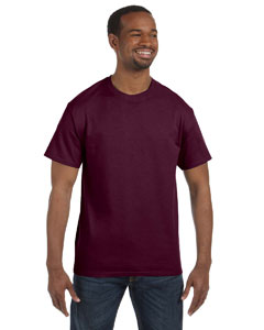 Maroon Heavy Cotton 5.3 oz. T-Shirt