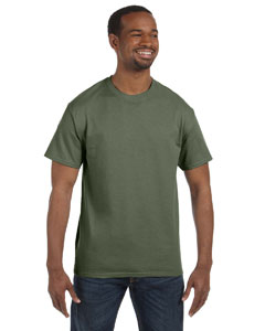 Military Green Heavy Cotton 5.3 oz. T-Shirt