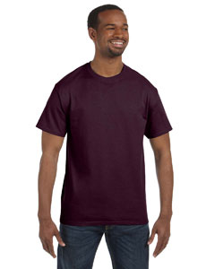 Dark Chocolate Heavy Cotton 5.3 oz. T-Shirt