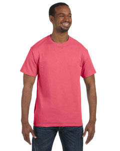 Coral Silk Heavy Cotton 5.3 oz. T-Shirt
