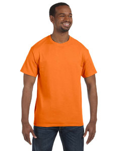 Safety Orange Heavy Cotton 5.3 oz. T-Shirt