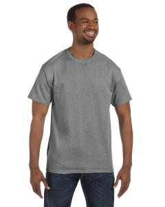 Graphite Heather Heavy Cotton 5.3 oz. T-Shirt