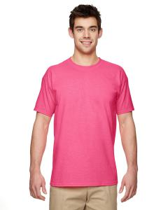 Safety Pink Heavy Cotton 5.3 oz. T-Shirt