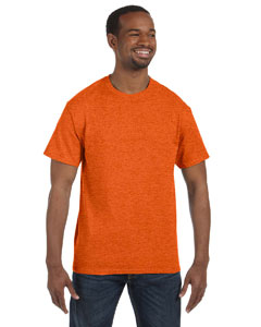 Antique Orange Heavy Cotton 5.3 oz. T-Shirt