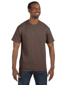Brown Savana Heavy Cotton 5.3 oz. T-Shirt