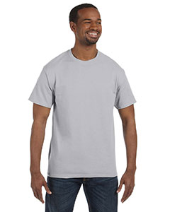 Gravel Heavy Cotton 5.3 oz. T-Shirt