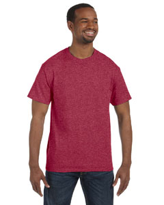 Heather Red Adult Unisex Heavy Cotton™ 5.3 oz. T-Shirt