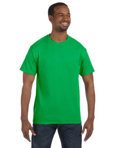 Electric Green Heavy Cotton 5.3 oz. T-Shirt