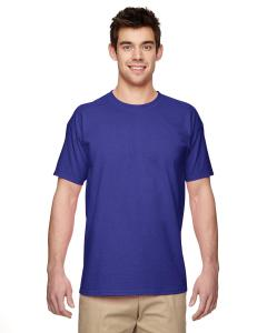 Neon Blue Heavy Cotton 5.3 oz. T-Shirt