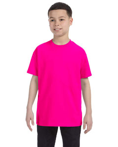 Heliconia Heavy Cotton™ Youth 5.3 oz. T-Shirt