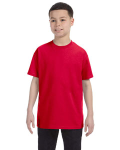 Red Heavy Cotton™ Youth 5.3 oz. T-Shirt