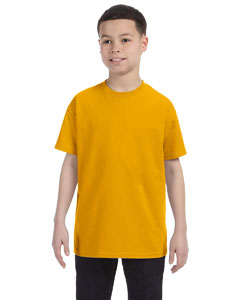 Gold Heavy Cotton™ Youth 5.3 oz. T-Shirt
