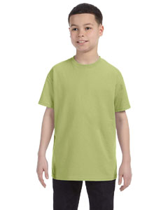 Kiwi Heavy Cotton™ Youth 5.3 oz. T-Shirt