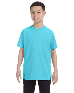 Sky Heavy Cotton™ Youth 5.3 oz. T-Shirt