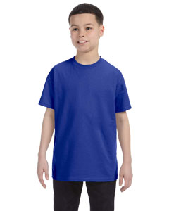 Cobalt Heavy Cotton™ Youth 5.3 oz. T-Shirt