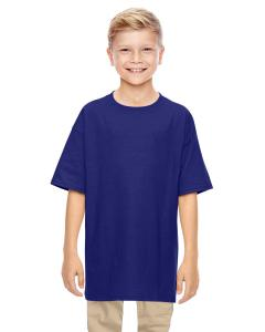 Neon Blue Heavy Cotton™ Youth 5.3 oz. T-Shirt