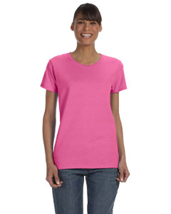 Azalea Women's 5.3 oz. Heavy Cotton Missy Fit T-Shirt