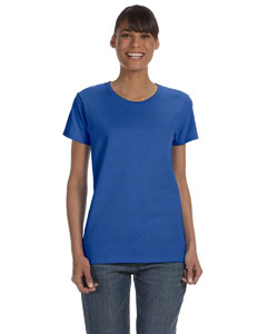 Royal Women's 5.3 oz. Heavy Cotton Missy Fit T-Shirt