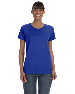 Cobalt Women's 5.3 oz. Heavy Cotton Missy Fit T-Shirt