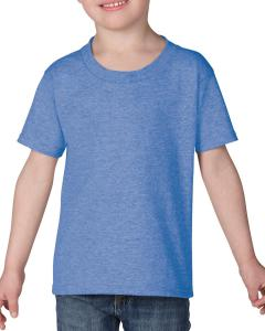 Heather Royal Heavy Cotton™ Toddler 5.3 oz. T-Shirt
