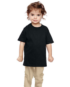 Black Heavy Cotton™ Toddler 5.3 oz. T-Shirt