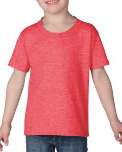 Heather Red Heavy Cotton™ Toddler 5.3 oz. T-Shirt
