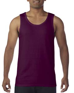 Maroon Heavy Cotton Tank Top