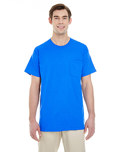 Royal Adult Heavy Cotton™ 5.3 oz. Pocket T-Shirt