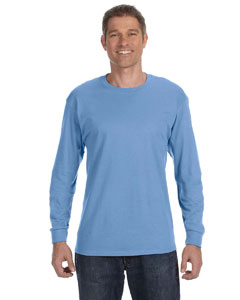 Carolina Blue Heavy Cotton™ 5.3 oz. Long-Sleeve T-Shirt