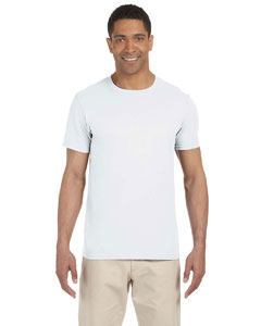 White Softstyle® 4.5 oz. T-Shirt
