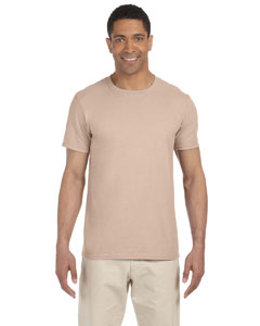 Sand Softstyle® 4.5 oz. T-Shirt
