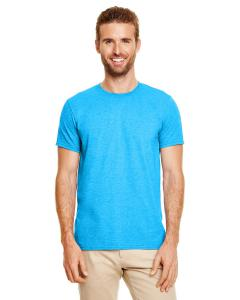 Heather Sapphire Softstyle® 4.5 oz. T-Shirt