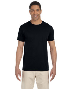Black Softstyle® 4.5 oz. T-Shirt