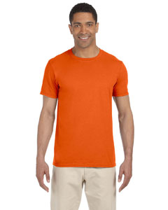 Orange Softstyle® 4.5 oz. T-Shirt