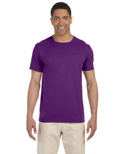 Purple Softstyle® 4.5 oz. T-Shirt