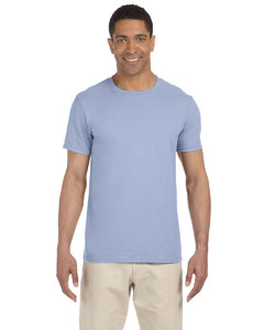 Light Blue Softstyle® 4.5 oz. T-Shirt