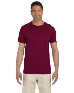 Maroon Softstyle® 4.5 oz. T-Shirt