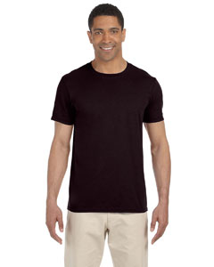 Dark Chocolate Softstyle® 4.5 oz. T-Shirt