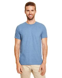 Heather Indigo Softstyle® 4.5 oz. T-Shirt