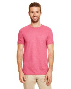 Heather Cardinal Softstyle® 4.5 oz. T-Shirt