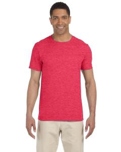 Heather Red Softstyle® 4.5 oz. T-Shirt